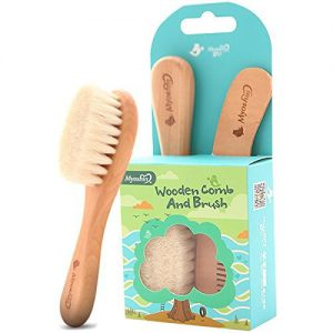 Hairbrush and Comb Set For My Newborn