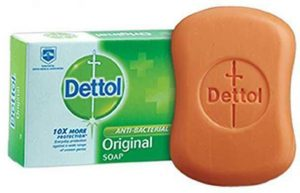 Dettol Soap For My Newborn Baby