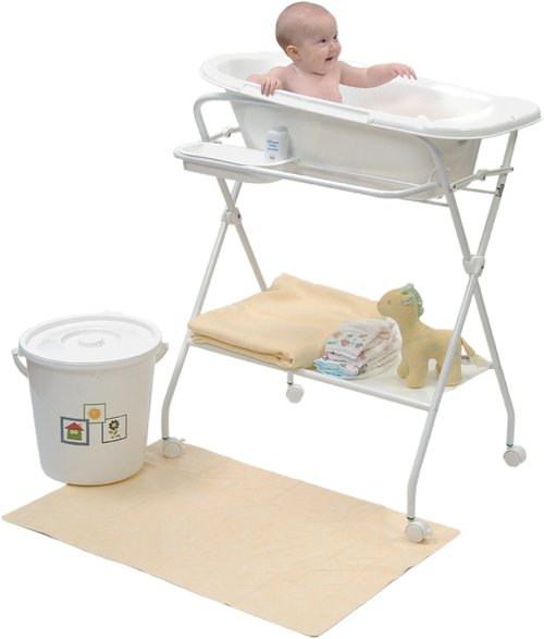 Baby Bath Stand: Standard Bath Seat For Your Baby\'s - Babies Kits